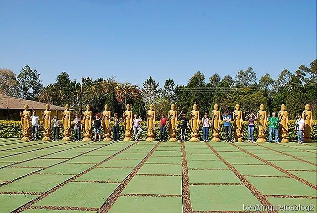DSC 0860 - Um templo budista e uma mesquita: conhecendo uma Foz do Iguaçu multicultural