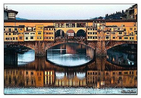 cofirenzepontevecchiorifles - Roteiro de um dia em Florença (ou Firenze)