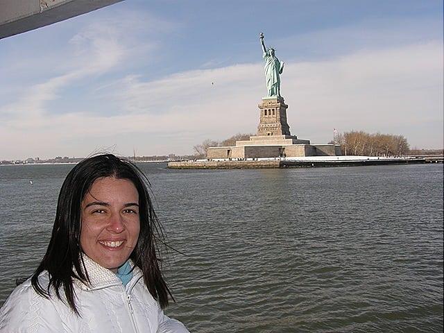 03EsttuadaLiberdade60 - Roteiro de 3 dias em Nova York - dia 1