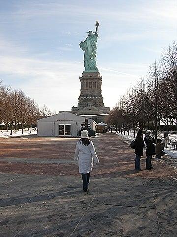03EsttuadaLiberdade73 - Roteiro de 3 dias em Nova York - dia 1