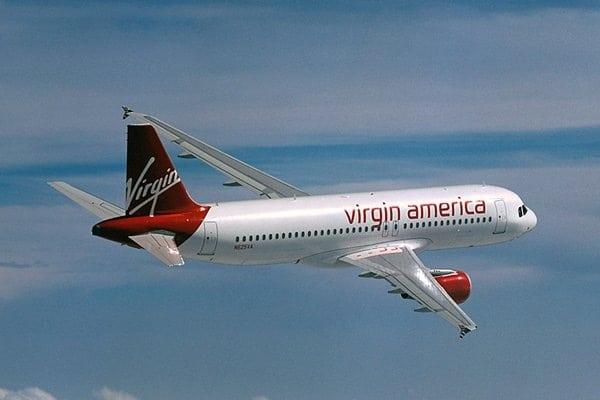 a320VirginAmerica - Passagens aéreas baratas nos Estados Unidos