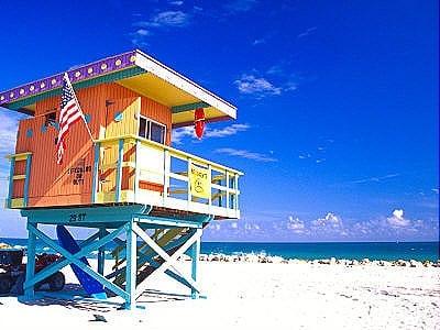 eggersterrylifeguardstationsouthbeachmiamifloridausa - O que fazer em Miami além de compras