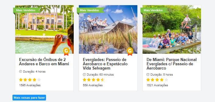 o que fazer em Miami - O que fazer em Miami além de compras