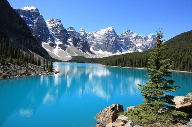 viagem pelo Canadá e Alasca