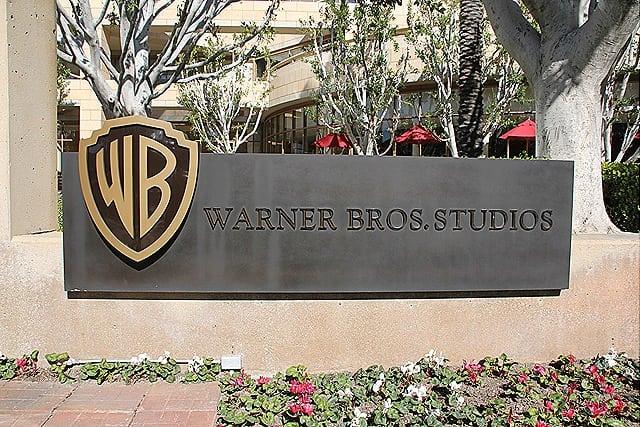 estúdios da Warner Bros na Califórnia