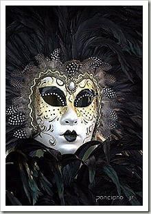 Mascara por Ponciano Jr