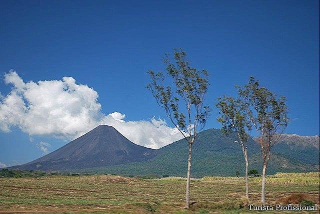 El Salvador Complexo dos Vulcões