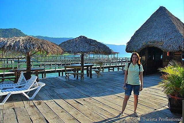 El Salvador o que fazer Lago Coatepeque