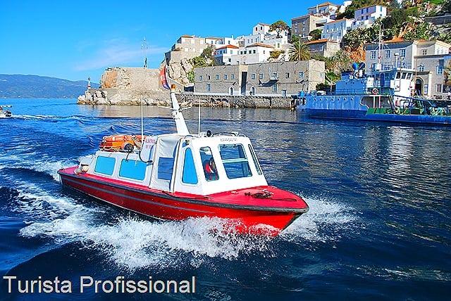 Ilhas Gregas - Hydra - Grécia