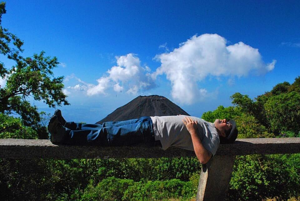 turista profissional - Complexo dos Vulcões e o Lago de Coatepeque em El Salvador