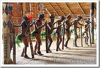 ritual indígena