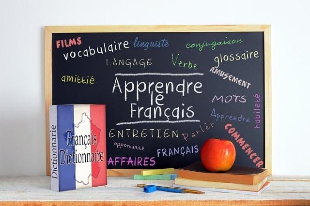 estudar francês na França