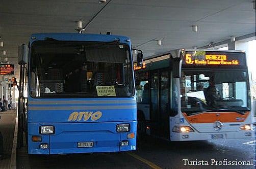 nibusVeneza2 - Como chegar a Veneza