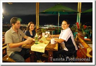 San Salvador - Jantar Restaurante Mirante