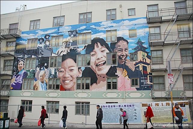 O que ver em - Olhares: Chinatown de San Francisco em fotos