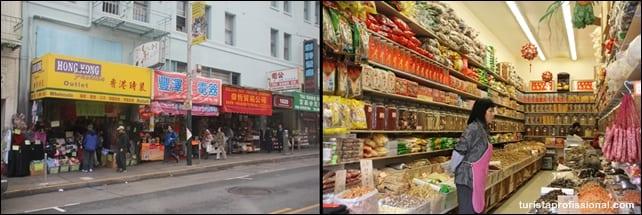Roteiro1 - Olhares: Chinatown de San Francisco em fotos