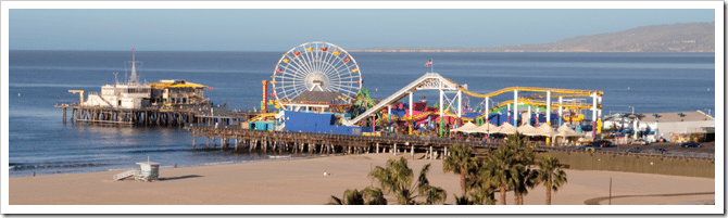 Capturar thumb - Visitando Santa Monica e Venice Beach na Califórnia