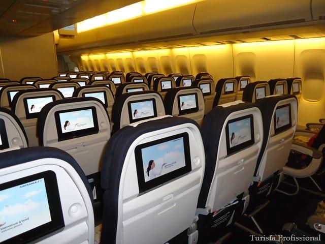 DSC002212 - Como será voar na classe executiva da Air France?