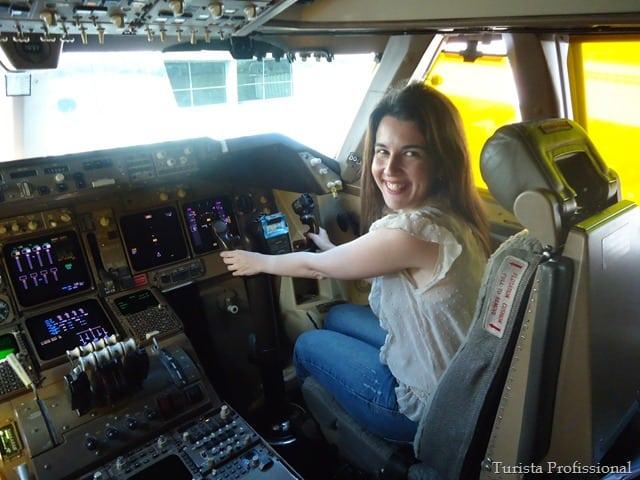 DSC002263 - Como será voar na classe executiva da Air France?