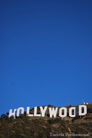 DSC 0025 - Como chegar nas letras de Hollywood