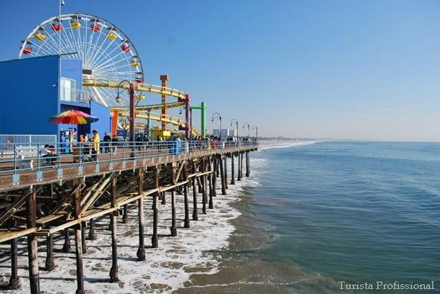 DSC 0596 - Visitando Santa Monica e Venice Beach na Califórnia