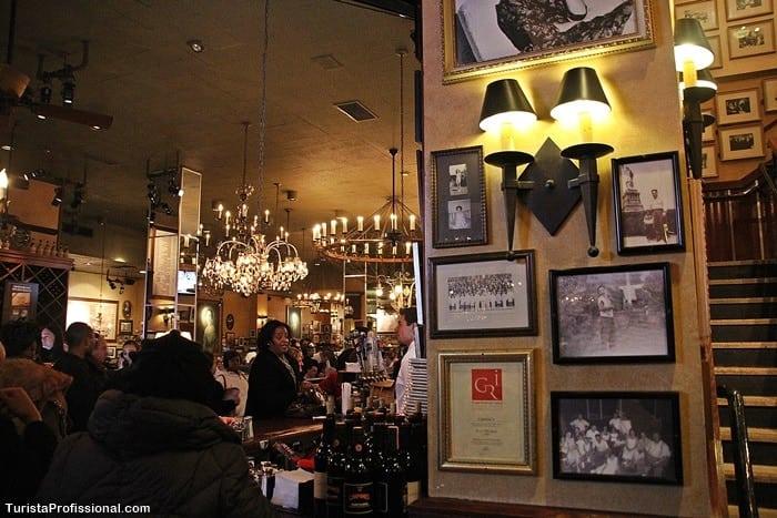 dica de restaurante em Nova York restaurante Carmine's