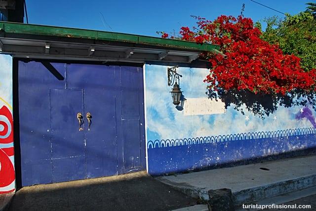 dicas El Salvador - Olhares | Ataco, a cidade da cor e do grafite