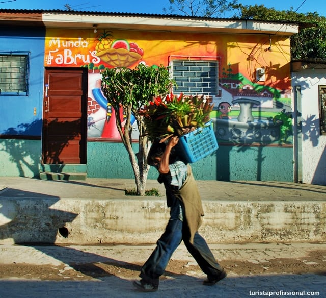 dicas - Olhares | Ataco, a cidade da cor e do grafite