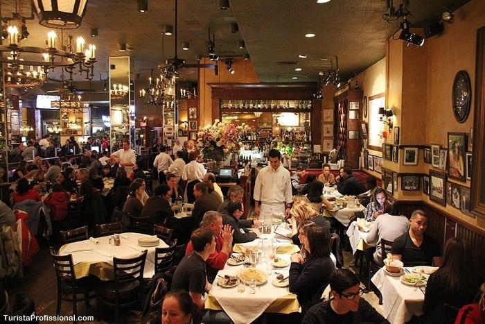 o que comer em nova york - Carmine's em Nova York: um restaurante para te surpreender!