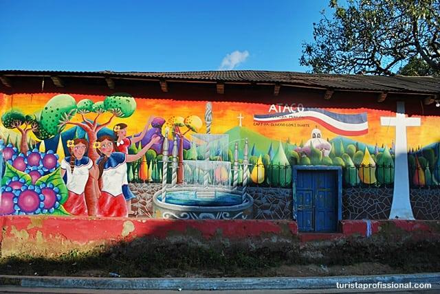 roteiro - Olhares | Ataco, a cidade da cor e do grafite
