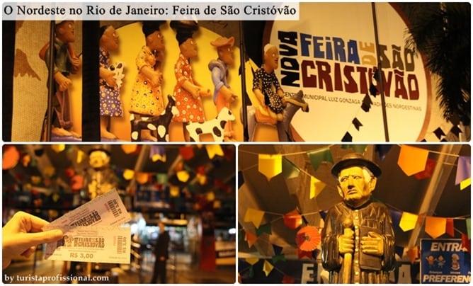 O Nordeste no Rio de Janeiro: Feira de São Cristóvão