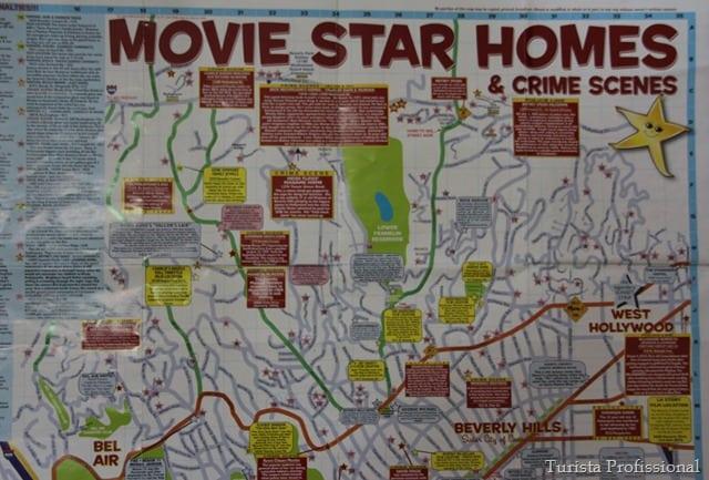 IMG 3417 - Tour pelas casas de astros e estrelas de Hollywood