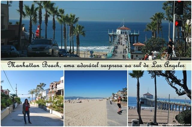 MB1 - Manhattan Beach, uma adorável surpresa ao sul de Los Angeles