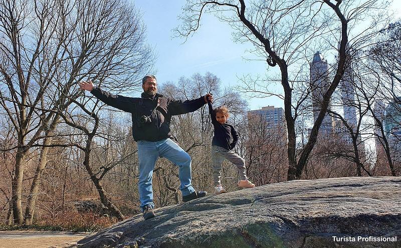 central park com crianca - O que fazer em Nova York com crianças