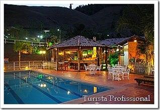 Eco Resort Chalés San Thomaz, local para aproveitar com a família