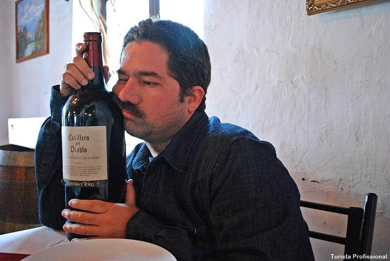 vinhos chilenos 1 - Chile e Vinhos, tudo a ver: Concha y Toro