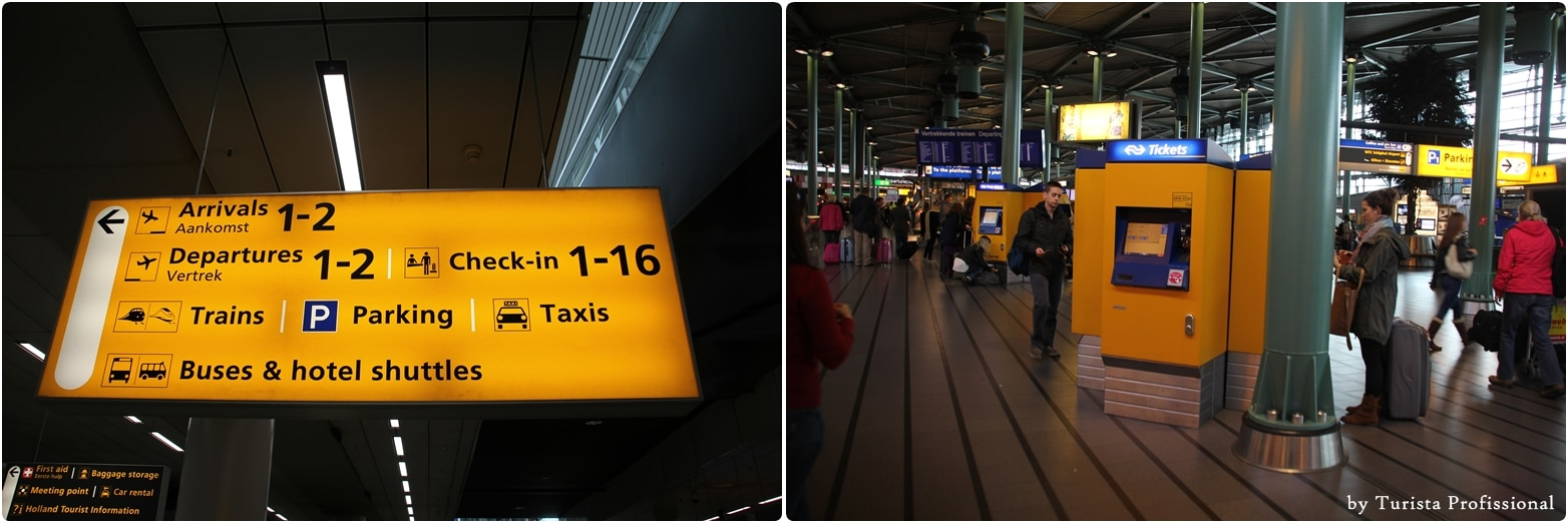 aeroporto amsterdam