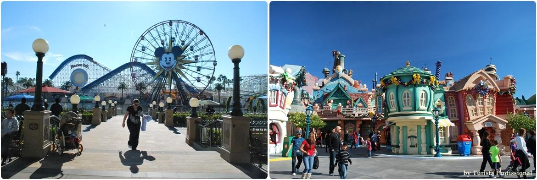 Disney - Roteiro de 7 dias por Los Angeles e arredores