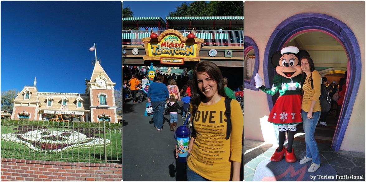 Disneyland - Como é a Disney da Califórnia?