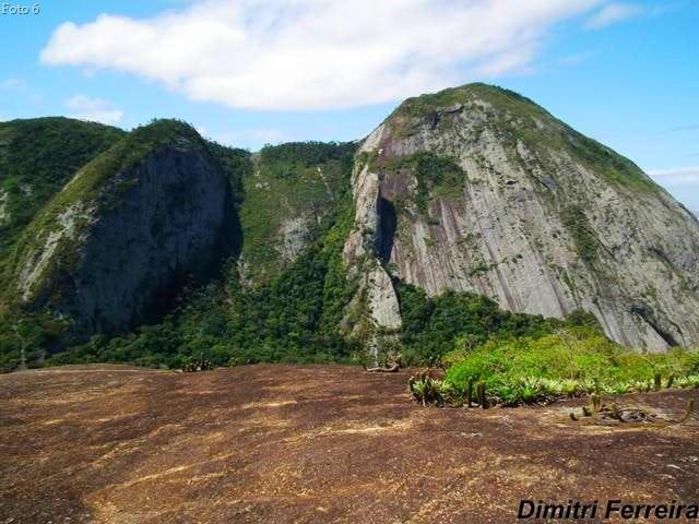 Alto Mourão trilhas de Niterói
