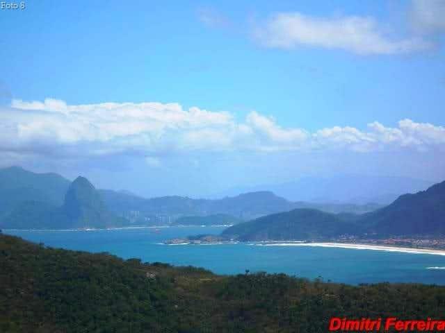 trilhas Niterói praia de Piratininga
