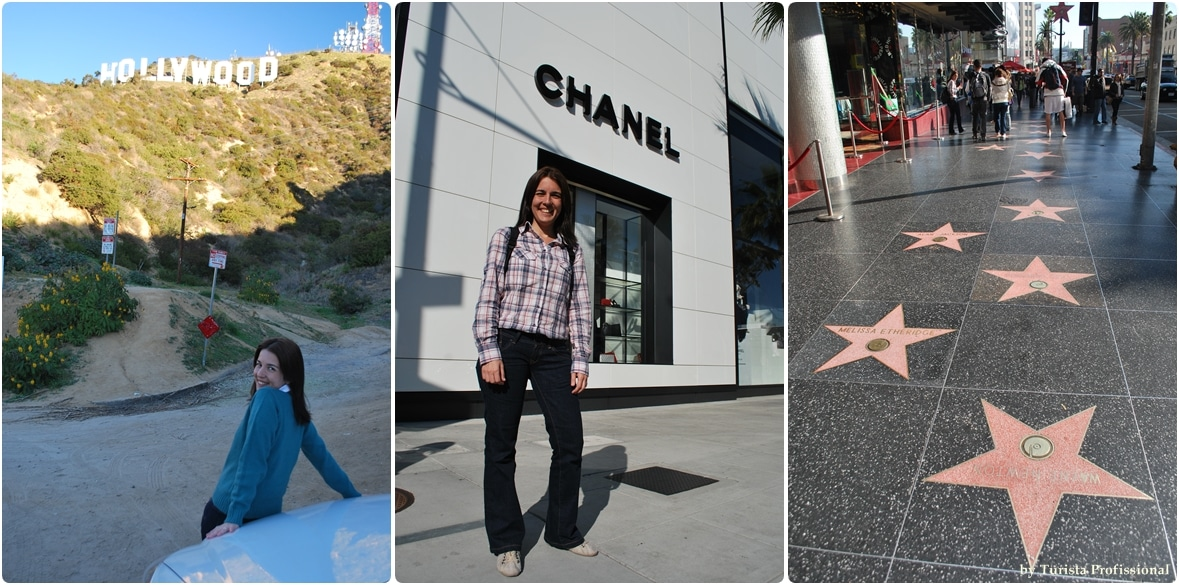 Hollywood 1 - Roteiro de 1 dia por Hollywood, Beverly Hills e Rodeo Drive