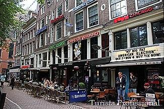 Conexão em Amsterdam