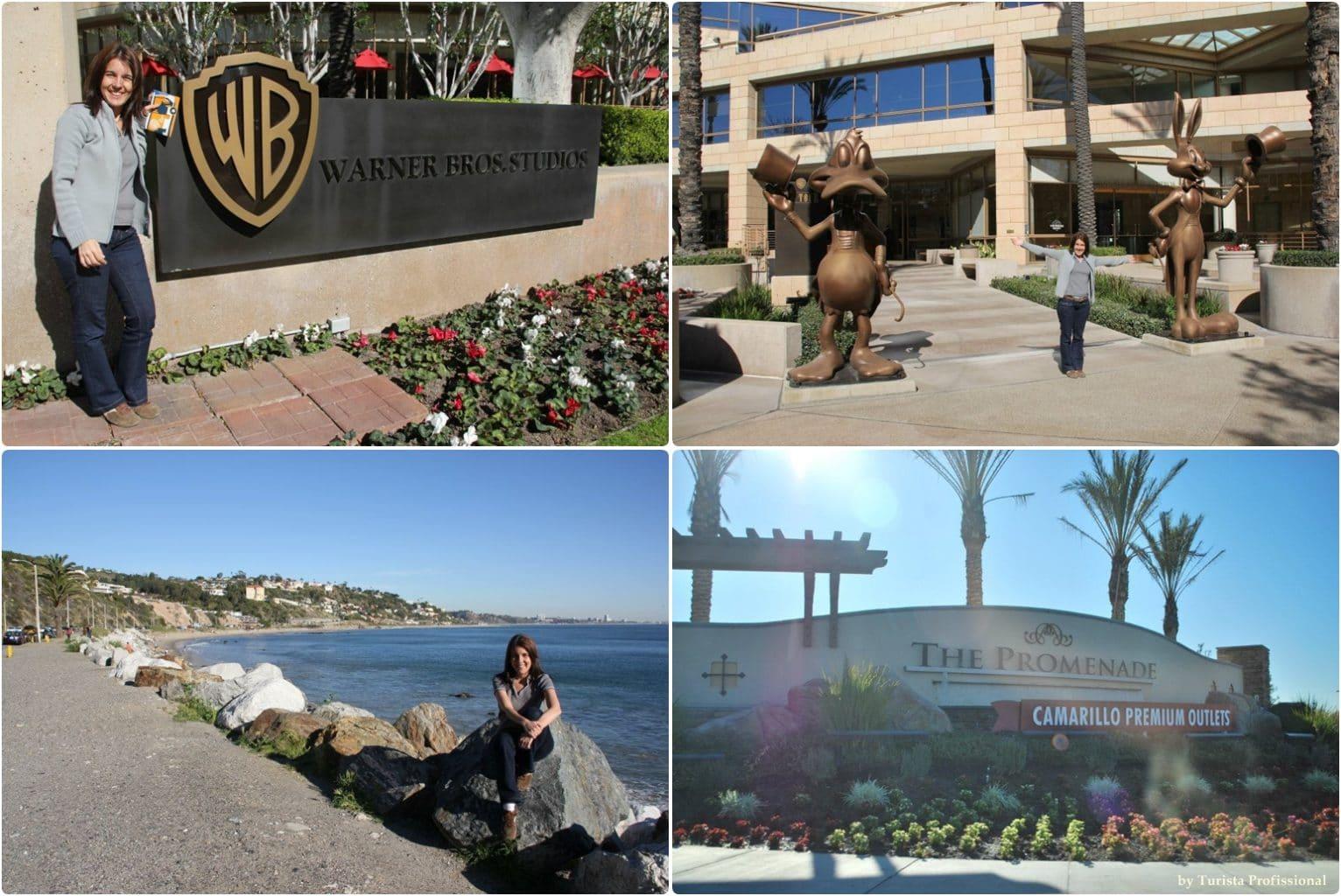 Malibu Beach - Roteiro de 7 dias por Los Angeles e arredores