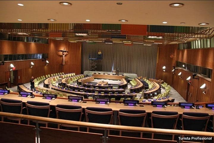 ONU New York - Sede da ONU em Nova York