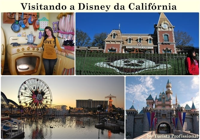 Visitando a Disney da Califórnia 1 - Roteiro de 7 dias por Los Angeles e arredores