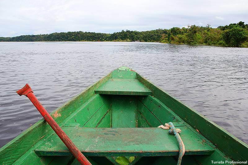 sobre a Amazônia