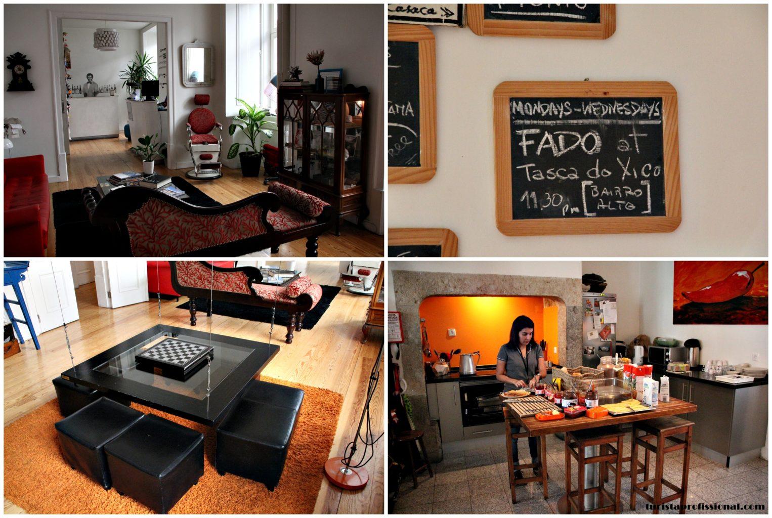 1 sala1 - Hospedagem em Lisboa: Living Lounge