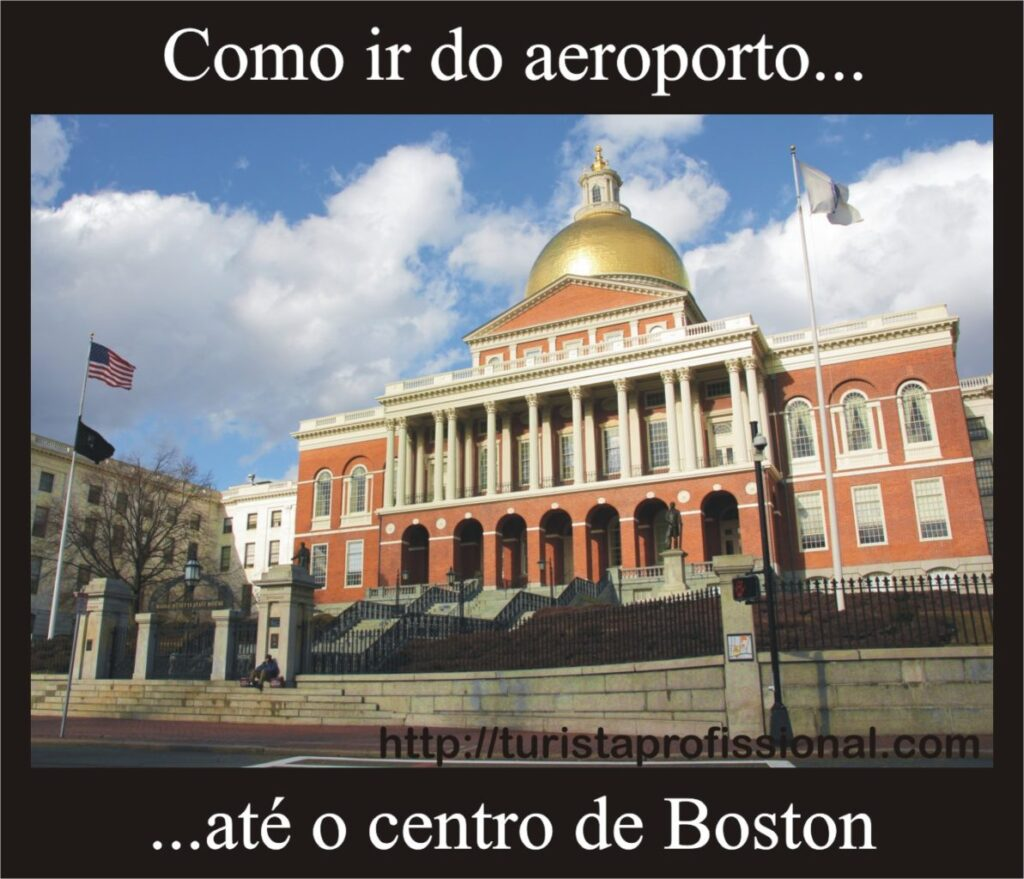 Boston 2 1024x879 - Como ir do aeroporto até o centro de Boston