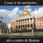 Como sair do aeroporto de Boston